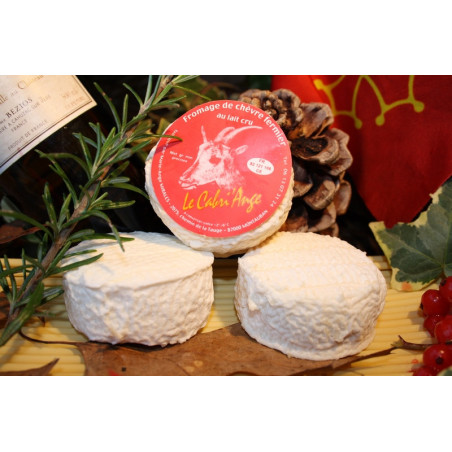 crottin cabri ange la clocheu du fromager