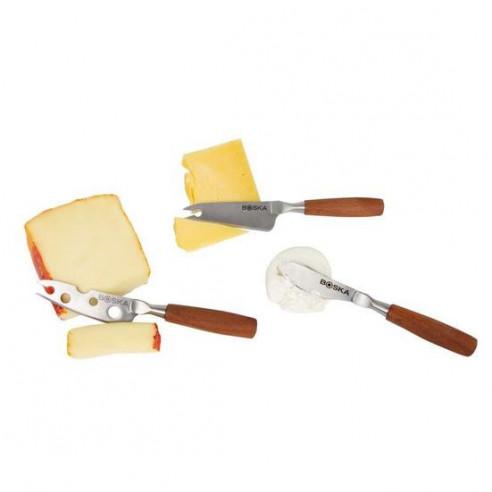 Coffret de 3 couteaux à Fromage